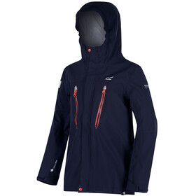 Regatta Hipoint Stretch III Jacket Kids Navy